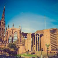 Names you Might Recognise: Coventry Cathedral