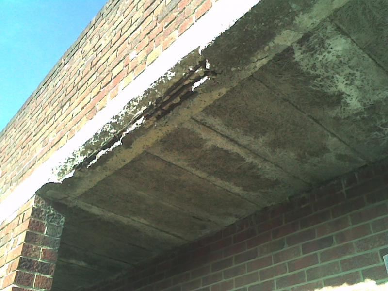 Fallen Concrete