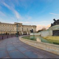 Historical Building Restoration: Buckingham Palace