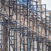 Blending Restoration into Historical Design
