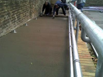 Concrete Ramp Renovations