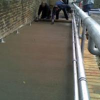 Concrete Ramp Resurfacing